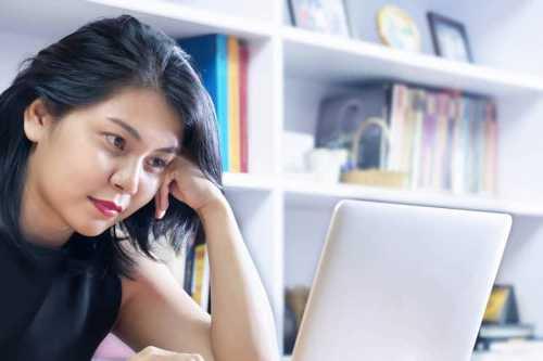 Biểu hiện của hội chứng chán nản công việc