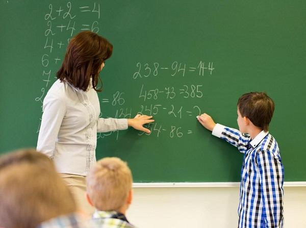 Những mẹo hay giúp con không sợ mỗi khi học Toán