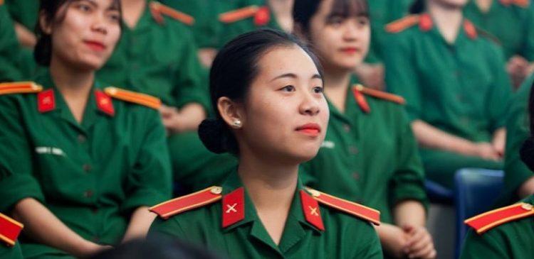 Điểm chuẩn học viên quân y