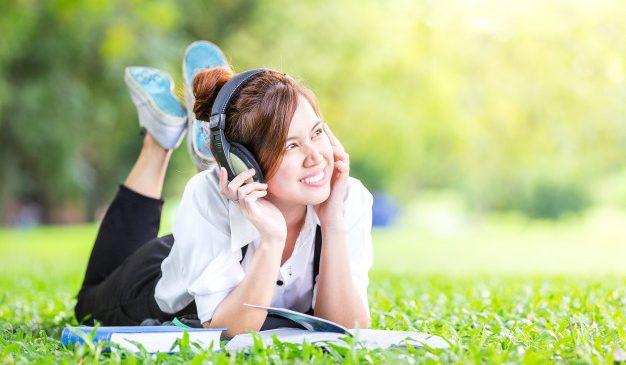 nhạc nhẹ giúp thư giãn đầu óc