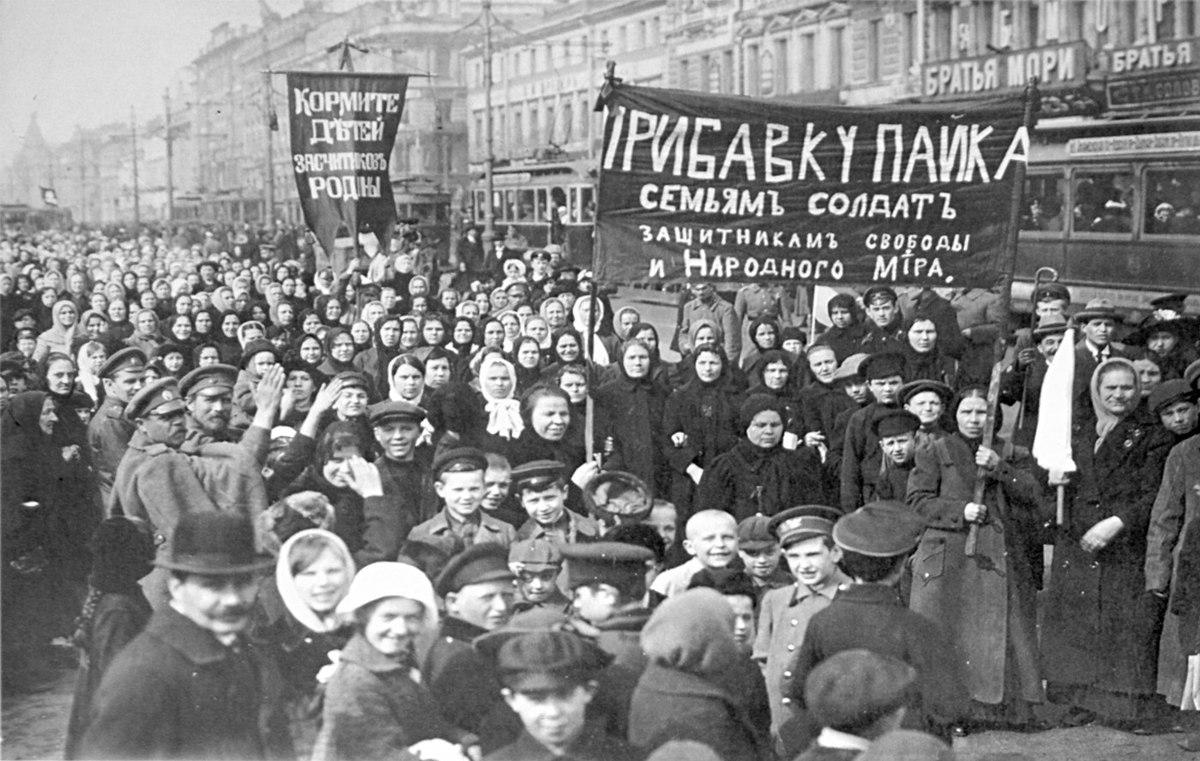 Tại sao năm 1917 nước Nga có 2 cuộc cách mạng