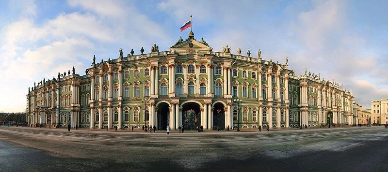 Viện bảo tàng nghệ thuật Ermitage và Cung điện mùa đông - Saint Peterspurg