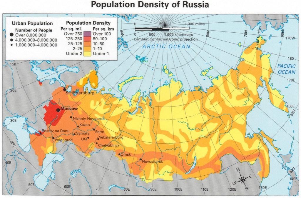 """Nước Nga ngày nay có đang """"vĩ đại"""" như thời Liên Xô?"""