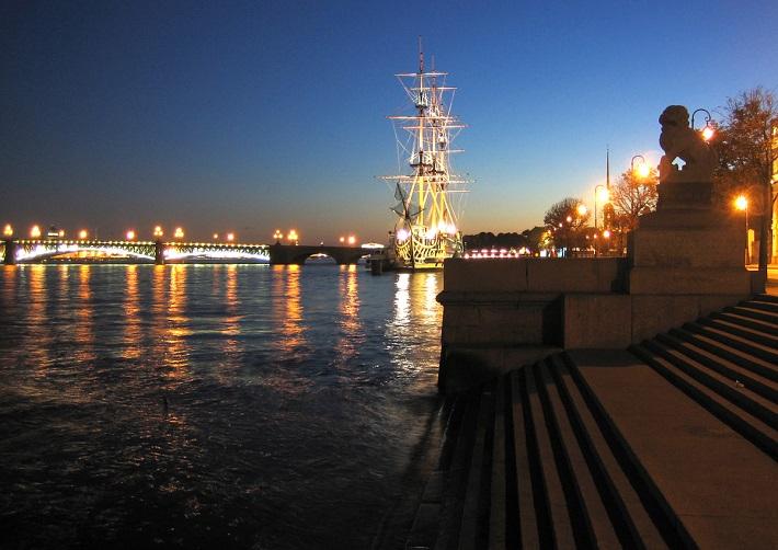 Những nét thú vị và đặc sắc về đêm trắng ở Nga