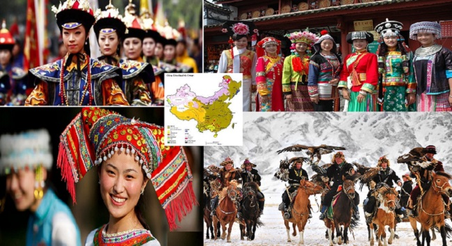 Tìm hiểu đất nước Trung Quốc có bao nhiêu dân tộc?