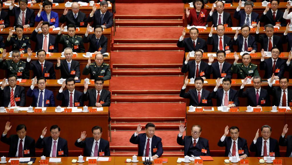 Tìm hiểu đất nước Trung Quốc có bao nhiêu đảng?