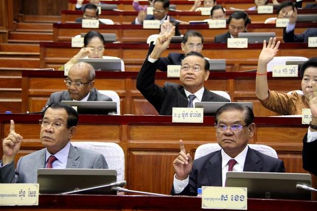 Trung Quốc có bao nhiêu đảng chính trị