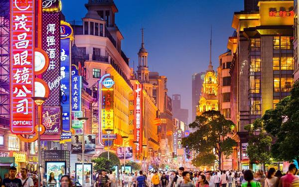 Trung quốc là quốc gia đông dân nhất trên thế giới