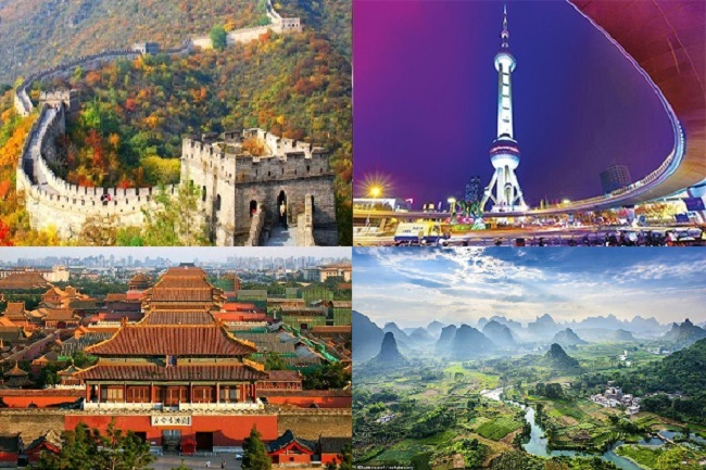 Trung Quốc có bao nhiêu tỉnh thành
