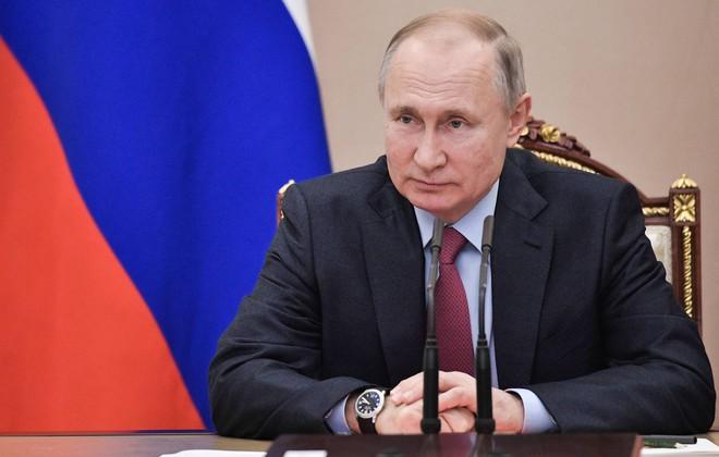 Chân dung Tổng thống Putin