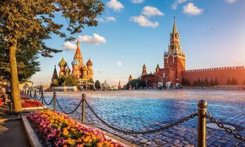 Tìm hiểu vị trí địa lý nước Nga, nước Nga thuộc châu nào?