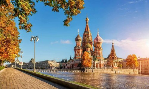 Cùng khám phá những biểu tượng nước Nga đặc trưng nhất