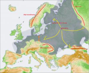 Tại sao nước Nga rộng lớn