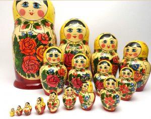Biểu tượng của nước Nga