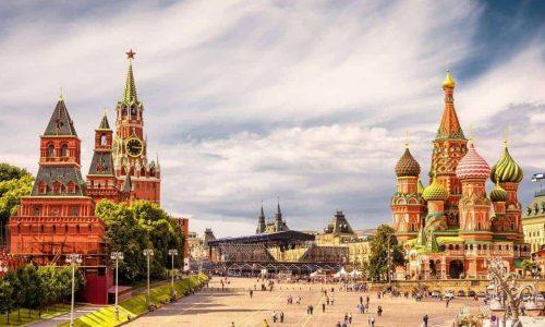 Tìm hiểu thủ đô nước Nga Matxcơva có gì đặc biệt?