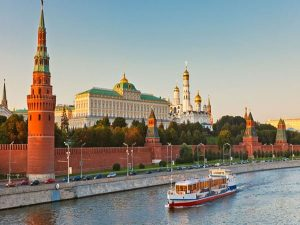 Thủ đô nước Nga