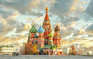 Mã vùng điện thoại nước Nga